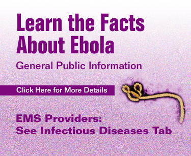Lear the Facts About Ebola