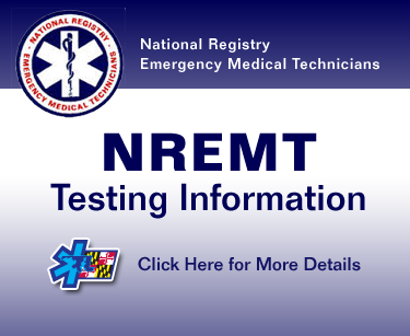NREMT test preparation