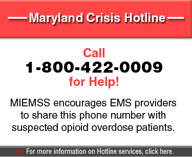 Maryland Crisis Hotline